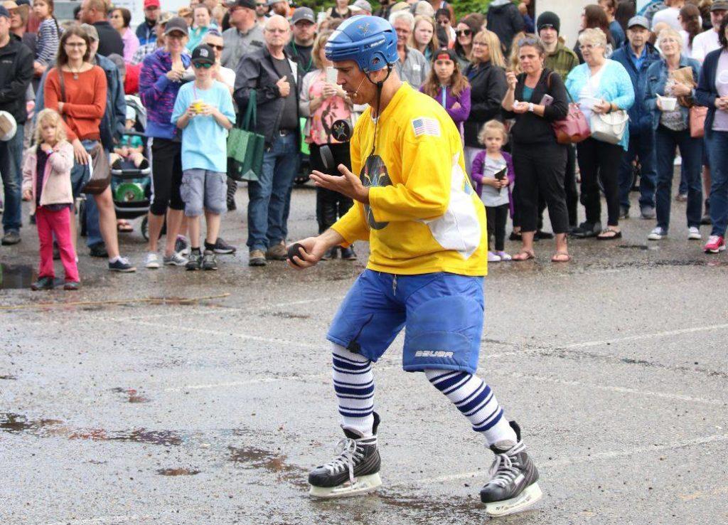 Hockey Circus Show 3