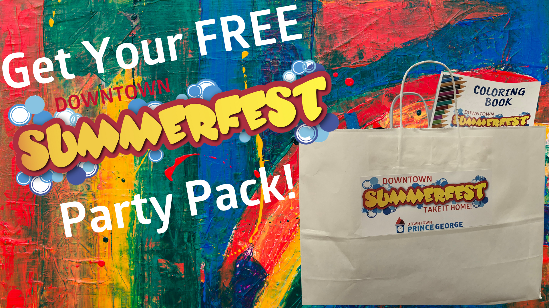 Get Your FREE Party Pack